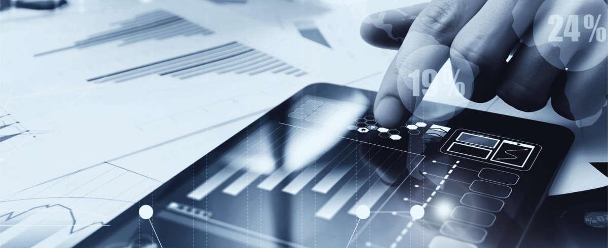análisis estadísticas negocio en ipad sap business intelligence